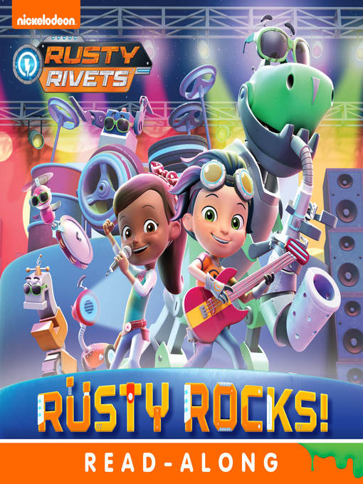 Title details for Rusty Rocks! by Nickelodeon Publishing - Available