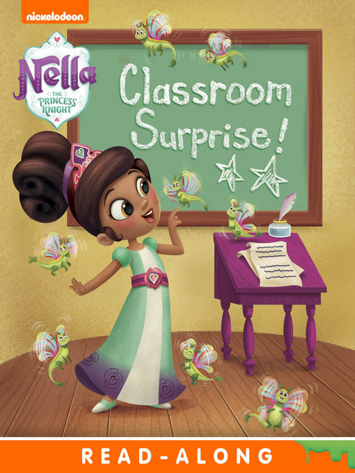 Cover image for Classroom Surprise!