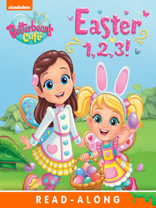 Title details for Easter 1, 2, 3! by Nickelodeon Publishing - Available