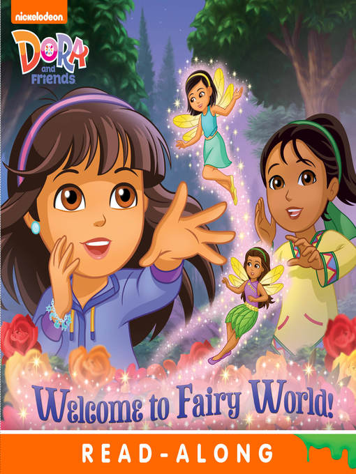Title details for Welcome to Fairy World! by Nickelodeon Publishing - Wait list