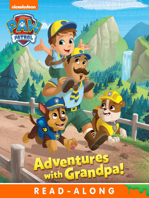 Title details for Adventures with Grandpa! by Nickelodeon Publishing - Available