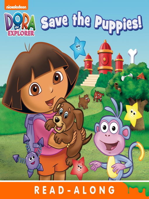 Title details for Dora Saves the Puppies by Nickelodeon Publishing - Available