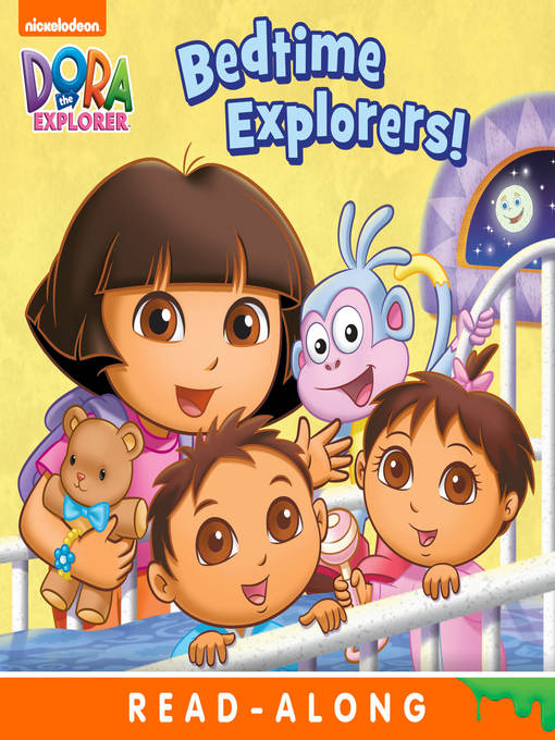 Title details for Bedtime Explorers (Nickelodeon Read-Along) by Nickelodeon Publishing - Wait list