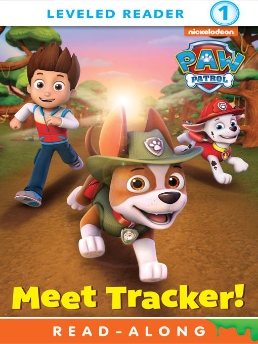Title details for Meet Tracker! by Nickelodeon Publishing - Wait list