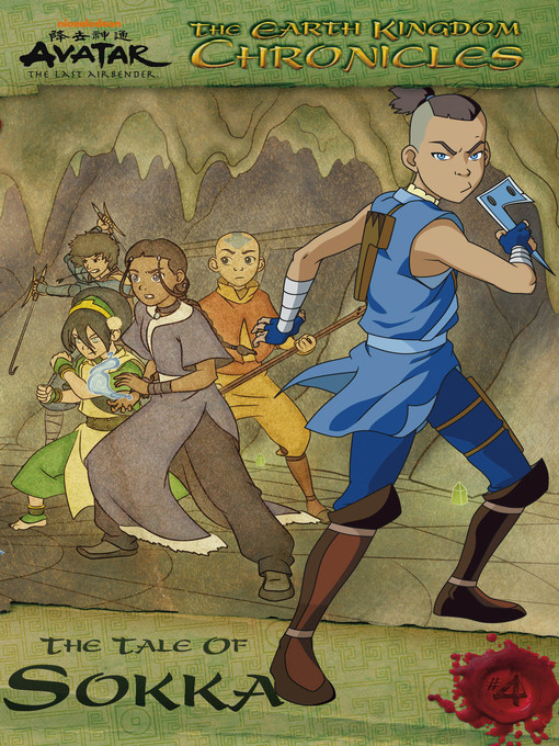 Title details for The Earth Kingdom Chronicles: The Tale of Sokka by Nickelodeon Publishing - Wait list