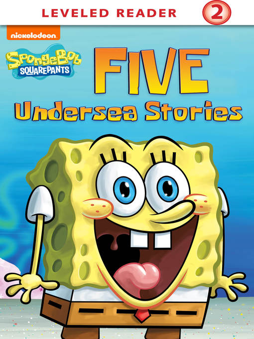 Title details for Five Undersea Stories by Nickelodeon Publishing - Available