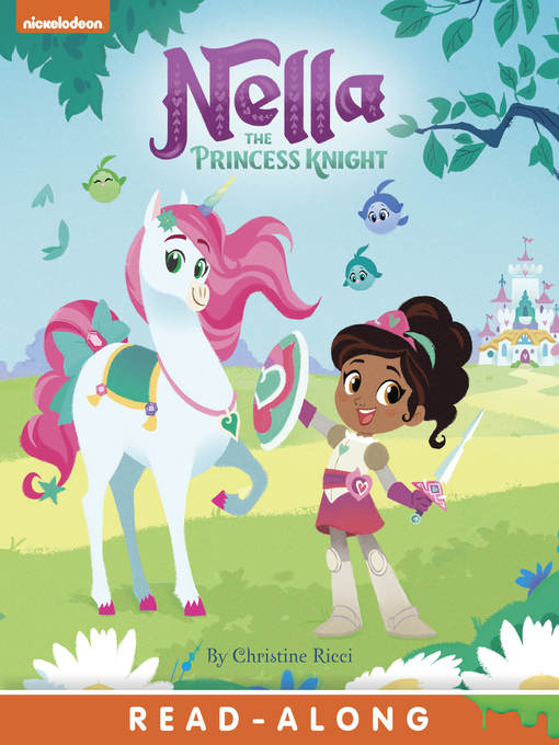 Cover of Nella the Princess Knight