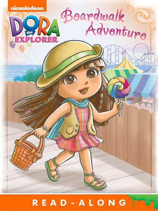 Title details for Boardwalk Adventure by Nickelodeon Publishing - Available