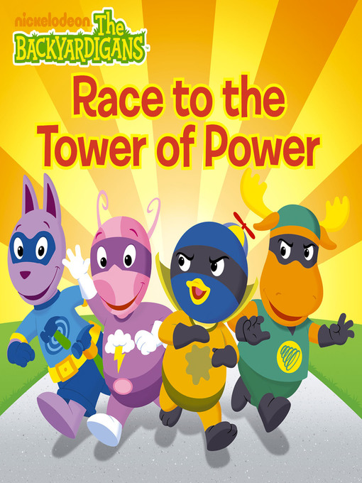 Title details for Race to the Tower of Power by Catherine Lukas - Available