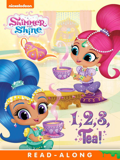 Title details for 1, 2, 3, Tea! by Nickelodeon Publishing - Available