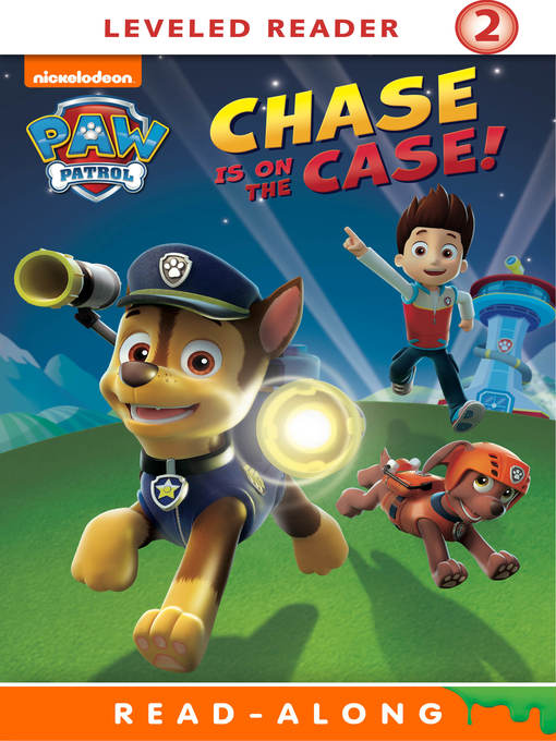 Title details for Chase Is on the Case by Nickelodeon Publishing - Available