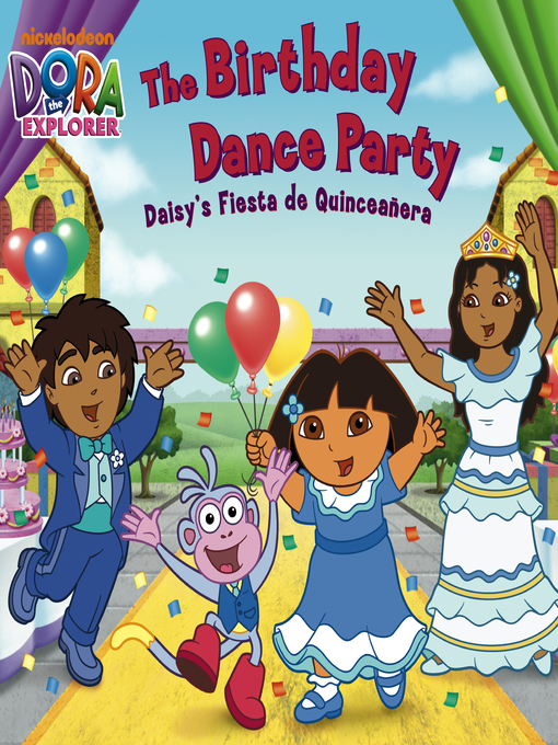 Title details for The Birthday Dance Party by Nickelodeon Publishing - Available