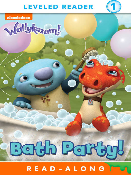 Title details for Bath Party! by Nickelodeon Publishing - Available