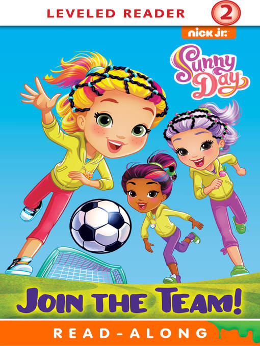 Title details for Join the Team! by Nickelodeon Publishing - Available