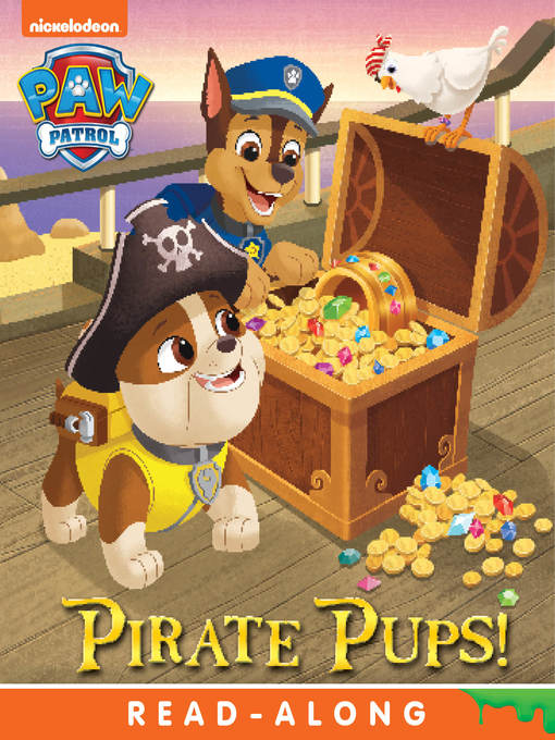 Kids - Pirate Pups - Wisconsin Public Library Consortium