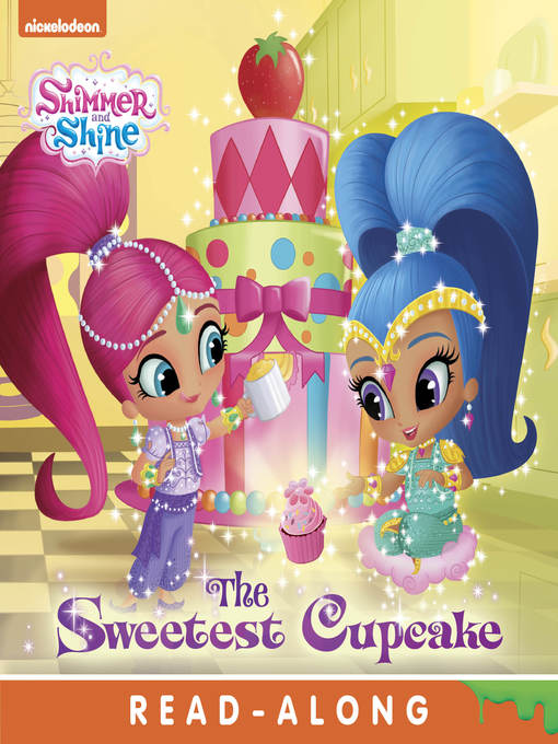 Cover of The Sweetest Cupcake