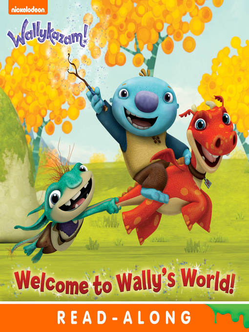 Cover of Welcome to Wally's World!