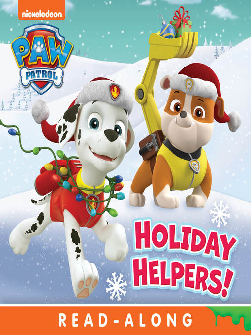Title details for Holiday Helpers! by Nickelodeon Publishing - Wait list