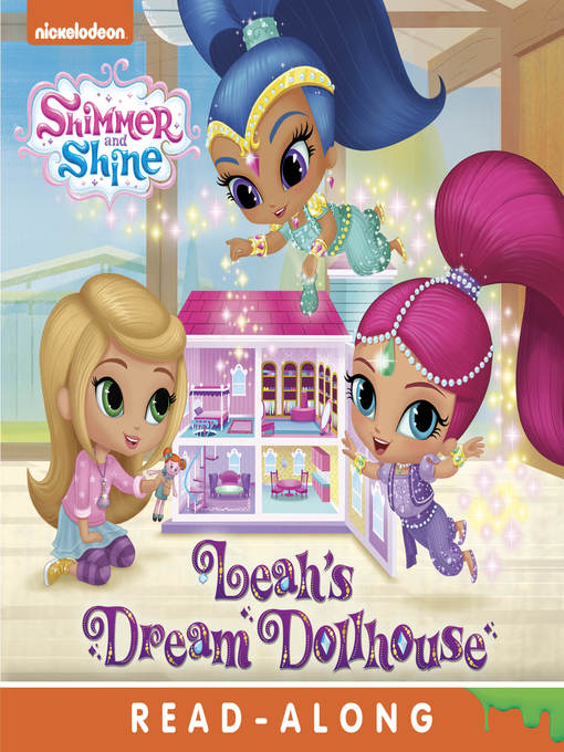 Cover of Leah's Dream Dollhouse