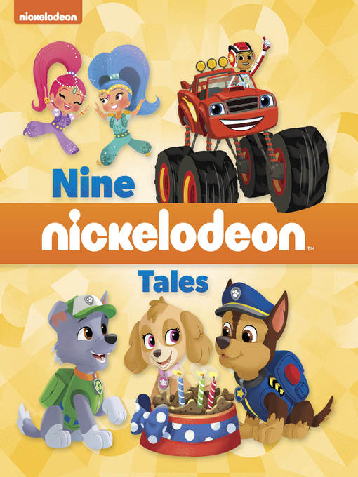 Cover of Nine Nickelodeon Tales