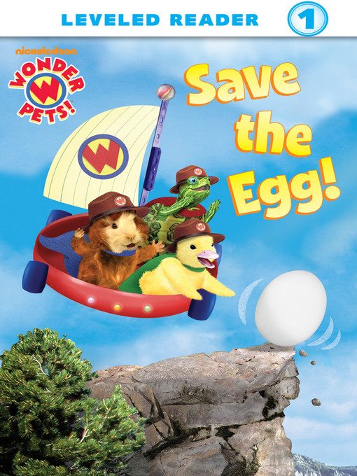 Title details for Save the Egg! by Billy Lopez - Available
