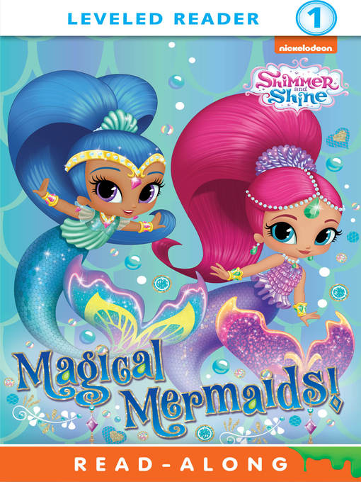 Title details for Magical Mermaids! by Nickelodeon Publishing - Available