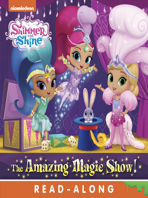 Title details for The Amazing Magic Show! by Nickelodeon Publishing - Available