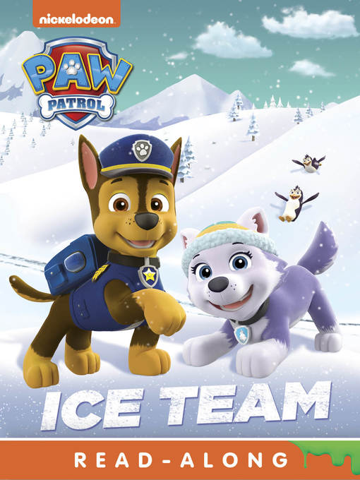 Title details for Ice Team by Nickelodeon Publishing - Wait list