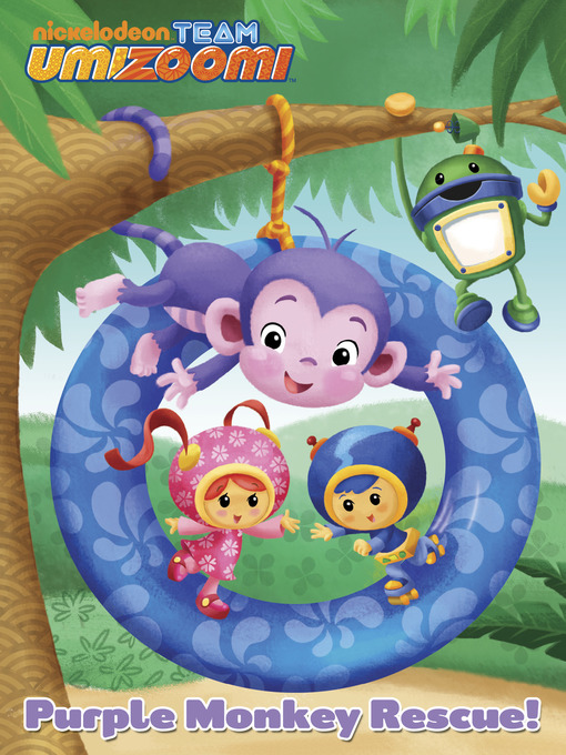 Title details for Purple Monkey Rescue by Nickelodeon Publishing - Available