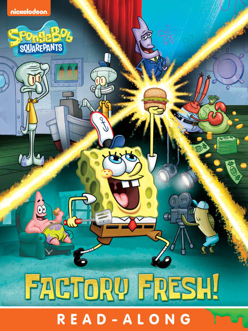 Title details for Factory Fresh! by Nickelodeon Publishing - Wait list