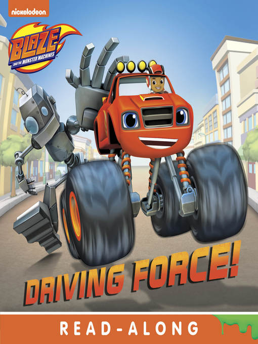 Title details for Driving Force by Nickelodeon Publishing - Available