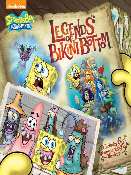 Title details for Legends of Bikini Bottom by Nickelodeon Publishing - Available