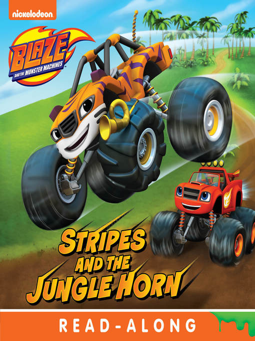 Title details for Stripes and the Jungle Horn by Nickelodeon Publishing - Available