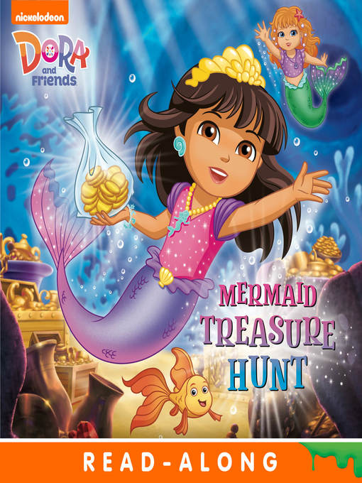 Title details for Mermaid Treasure Hunt by Nickelodeon Publishing - Available