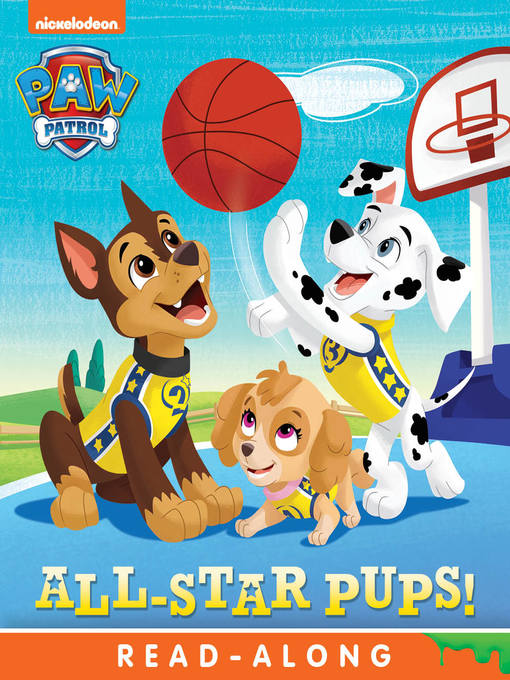 Title details for All-Star Pups! by Nickelodeon Publishing - Wait list