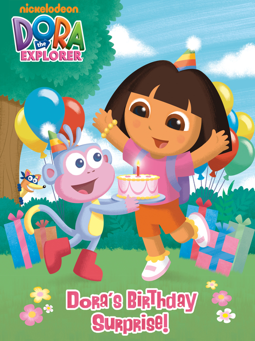 Title details for Dora's Birthday Surprise by Nickelodeon Publishing - Available