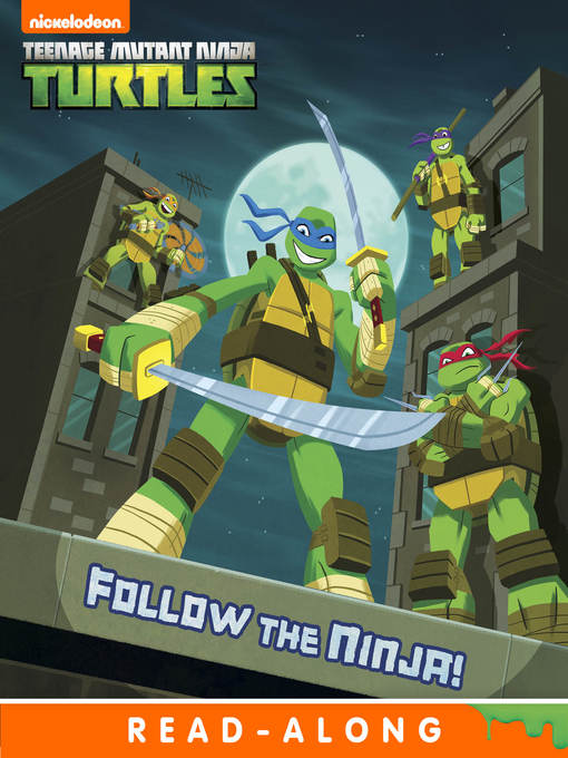 Cover of Follow the Ninja!
