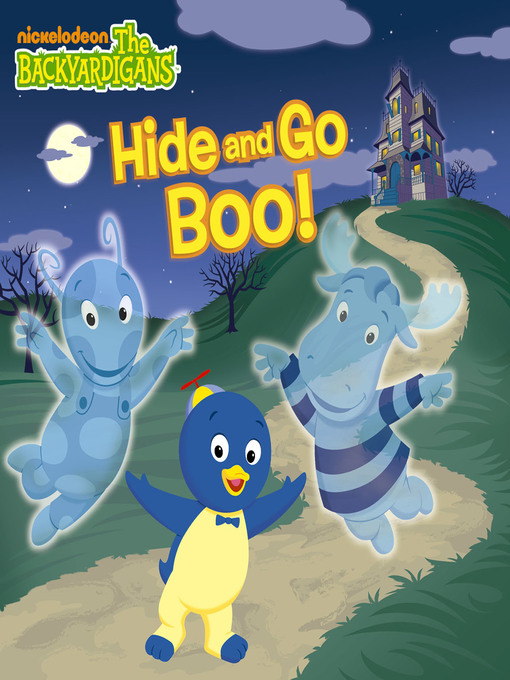Title details for Hide and Go Boo! by Nickelodeon Publishing - Available