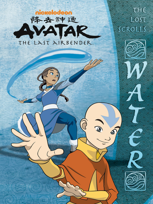 Cover image for The Lost Scrolls: Water