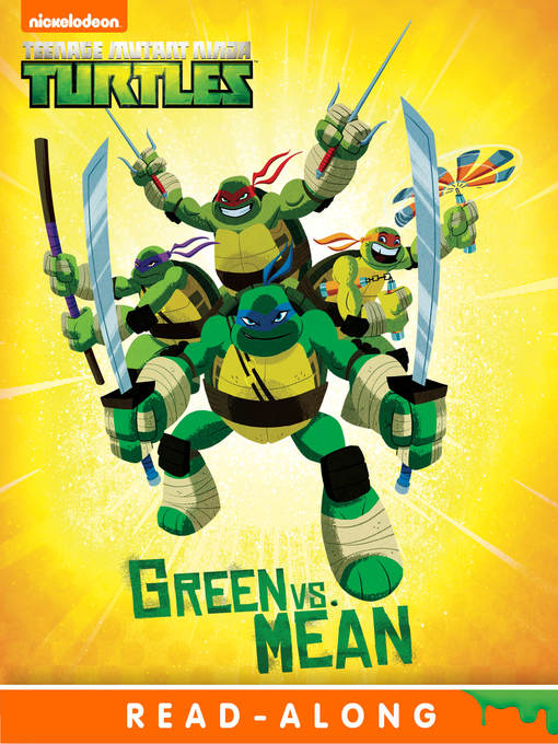 Title details for Green vs. Mean by Nickelodeon Publishing - Wait list