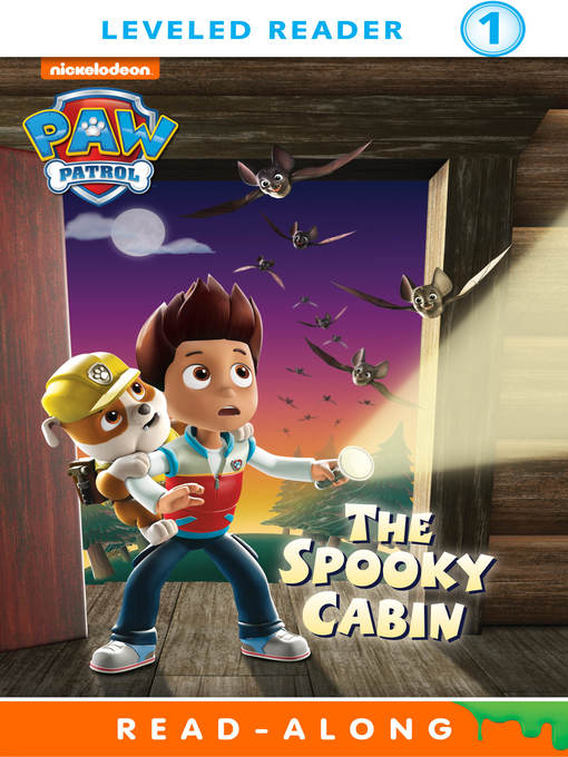 Title details for The Spooky Cabin by Nickelodeon Publishing - Available