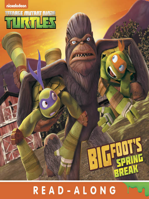 Title details for Bigfoot's Spring Break by Nickelodeon Publishing - Available