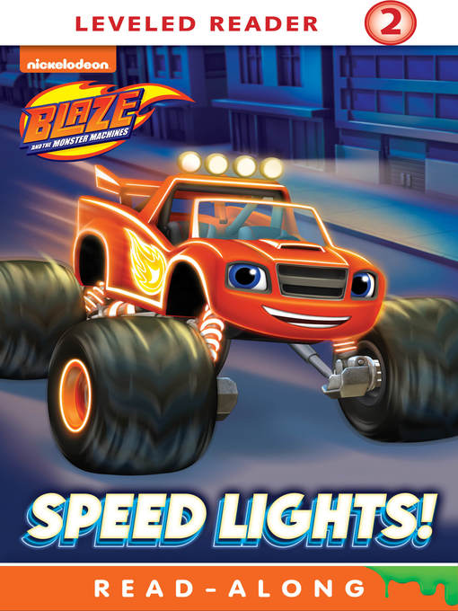 Title details for Speed Lights! by Nickelodeon Publishing - Wait list