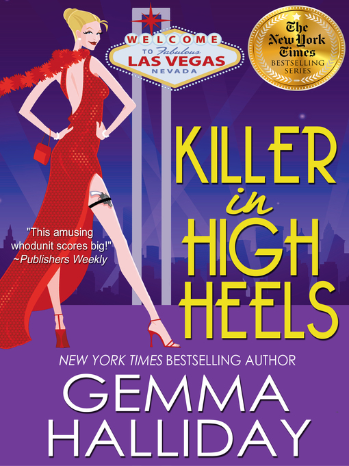 Title details for Killer in High Heels by Gemma Halliday - Available