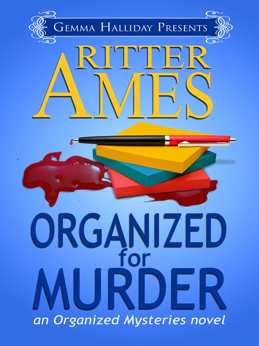 Title details for Organized for Murder by Ritter Ames - Wait list