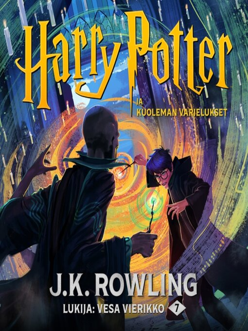 Title details for Harry Potter ja kuoleman varjelukset by J. K. Rowling - Wait list