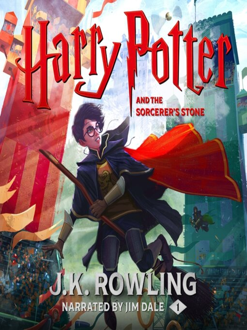 Title details for Harry Potter and the Sorcerer's Stone by J. K. Rowling - Wait list