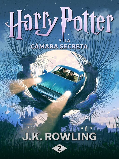 Title details for Harry Potter y la cámara secreta by J.K. Rowling - Available