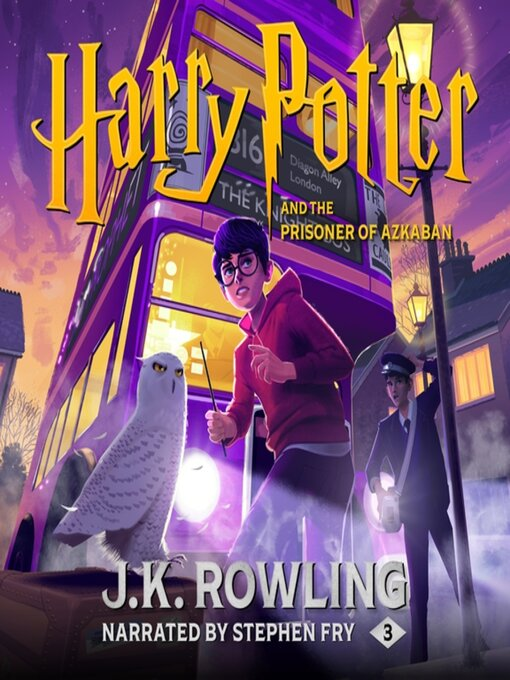 Cover of Harry Potter and the Prisoner of Azkaban
