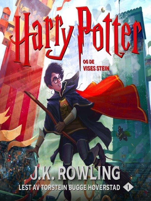 Title details for Harry Potter og De vises stein by J. K. Rowling - Wait list
